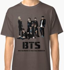 BTS Bangtan Boys Classic T-Shirt