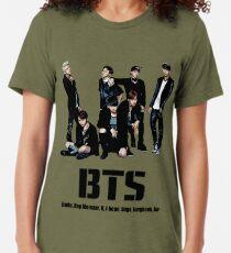 BTS Bangtan Boys Vintage T-Shirt