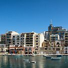 Peaceful Spinola Bay by Kasia-D
