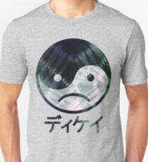 Yin Yang Face III T-Shirt