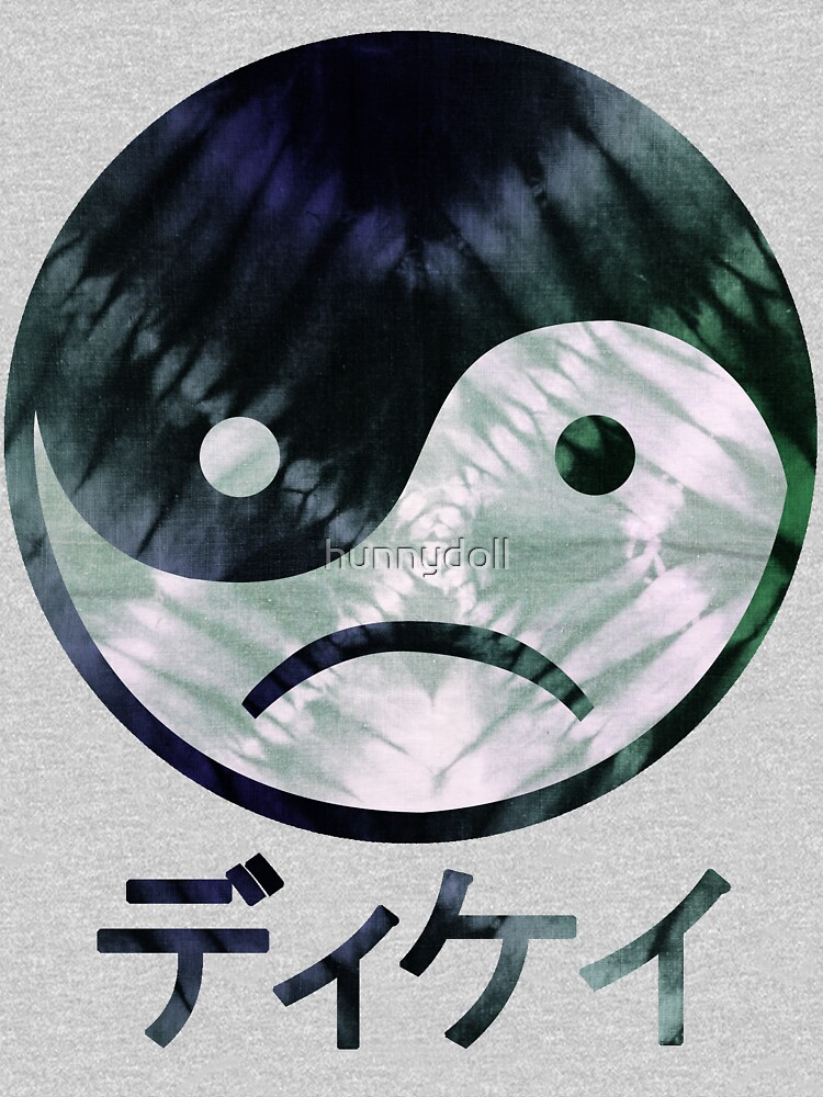 Yin Yang Face III by hunnydoll