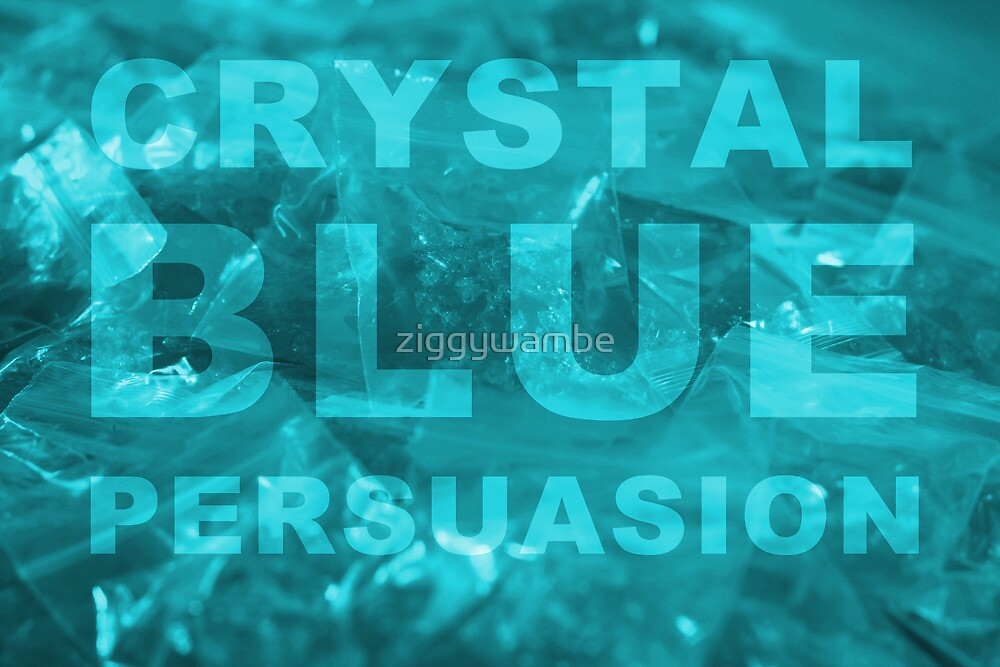 Crystal Blue Persuasion by ziggywambe