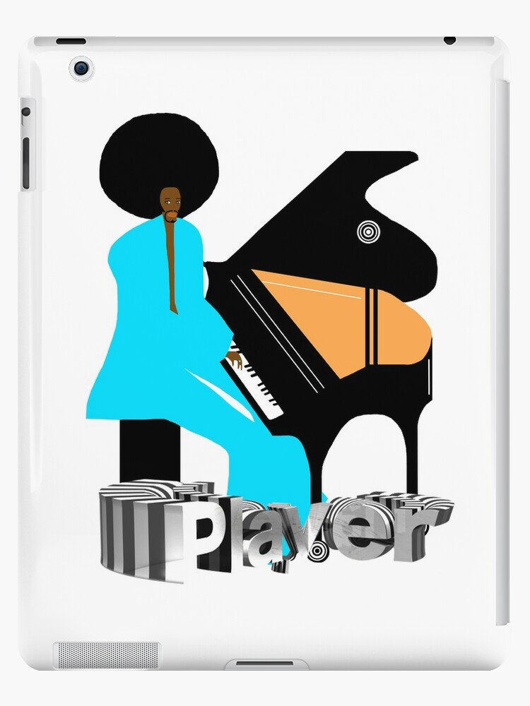 PLAYER IPAD - 8 by pukipukiplanet