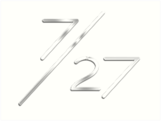 Fifth Harmony's 7/27 Logo by mariamichelle