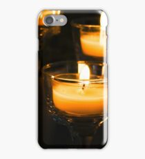 Candles iPhone Case/Skin