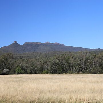 Mount Kaputar, NSW by supertin