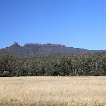 Mount Kaputar, NSW by supertin