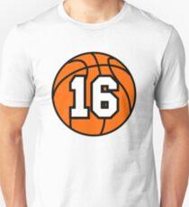 Basketball 16 Unisex T-Shirt