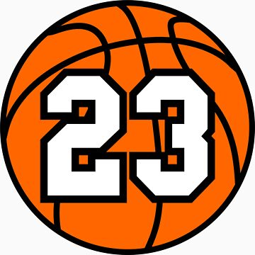 Basketball 23 by TheAtomicSoul