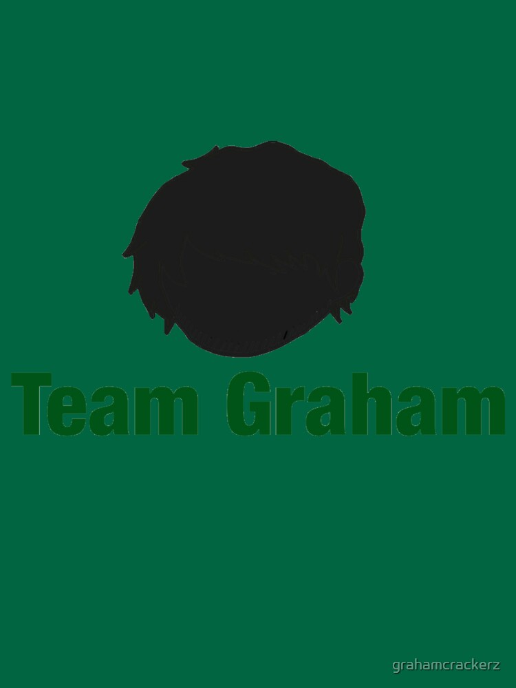 Team Graham T-Shirt by grahamcrackerz