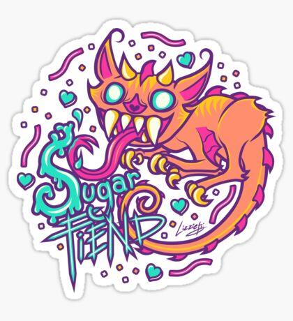 Sugar Fiend Sticker