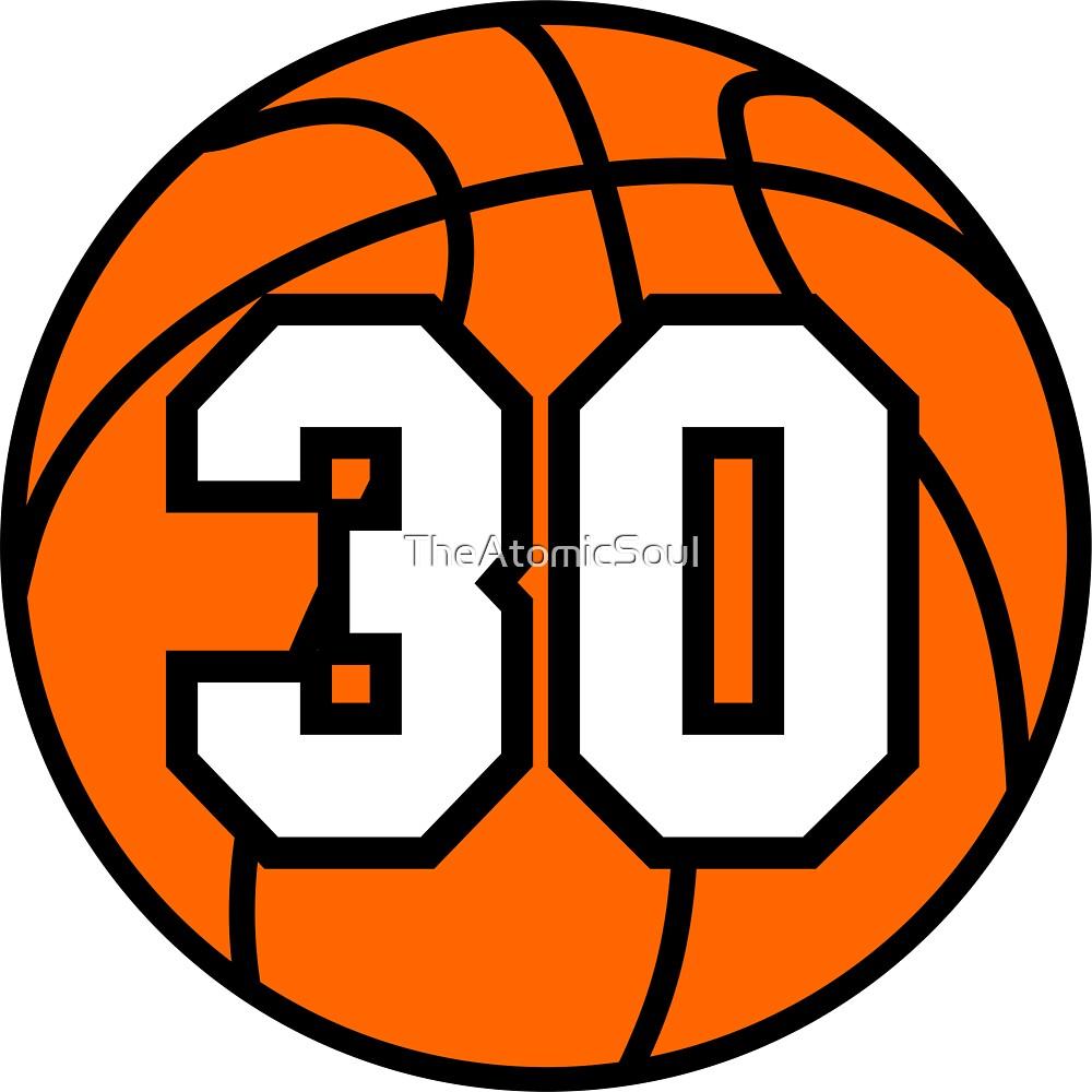 Basketball 30 by TheAtomicSoul