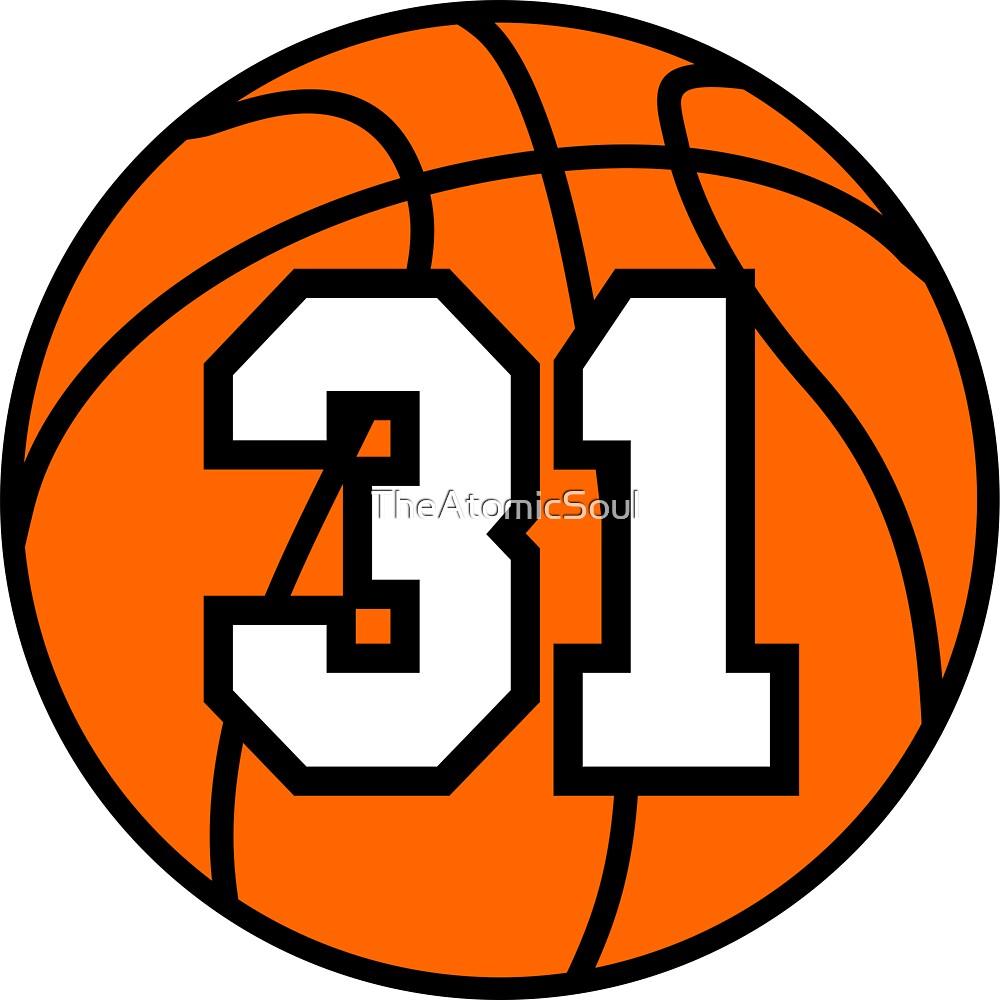 Basketball 31 by TheAtomicSoul