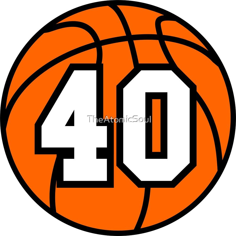 Basketball 40 by TheAtomicSoul