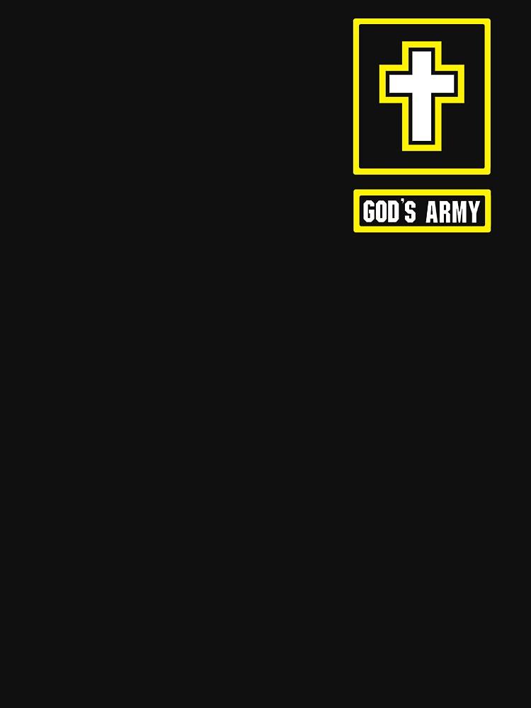 Gods Army Pocket by Heronemus13