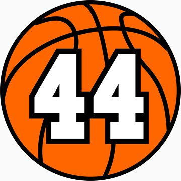 Basketball 44 by TheAtomicSoul
