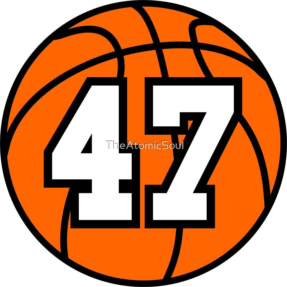 Basketball 47 by TheAtomicSoul