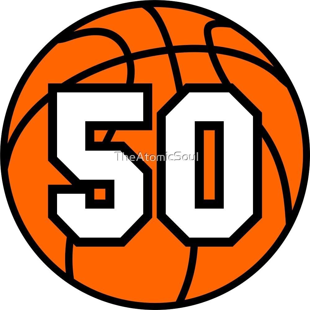 Basketball 50 by TheAtomicSoul