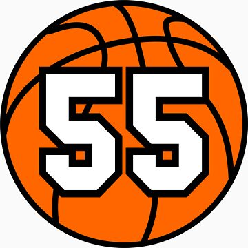 Basketball 55 by TheAtomicSoul