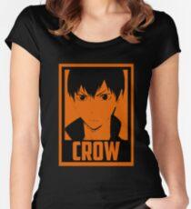 Kageyama Haikyuu Women's Fitted Scoop T-Shirt