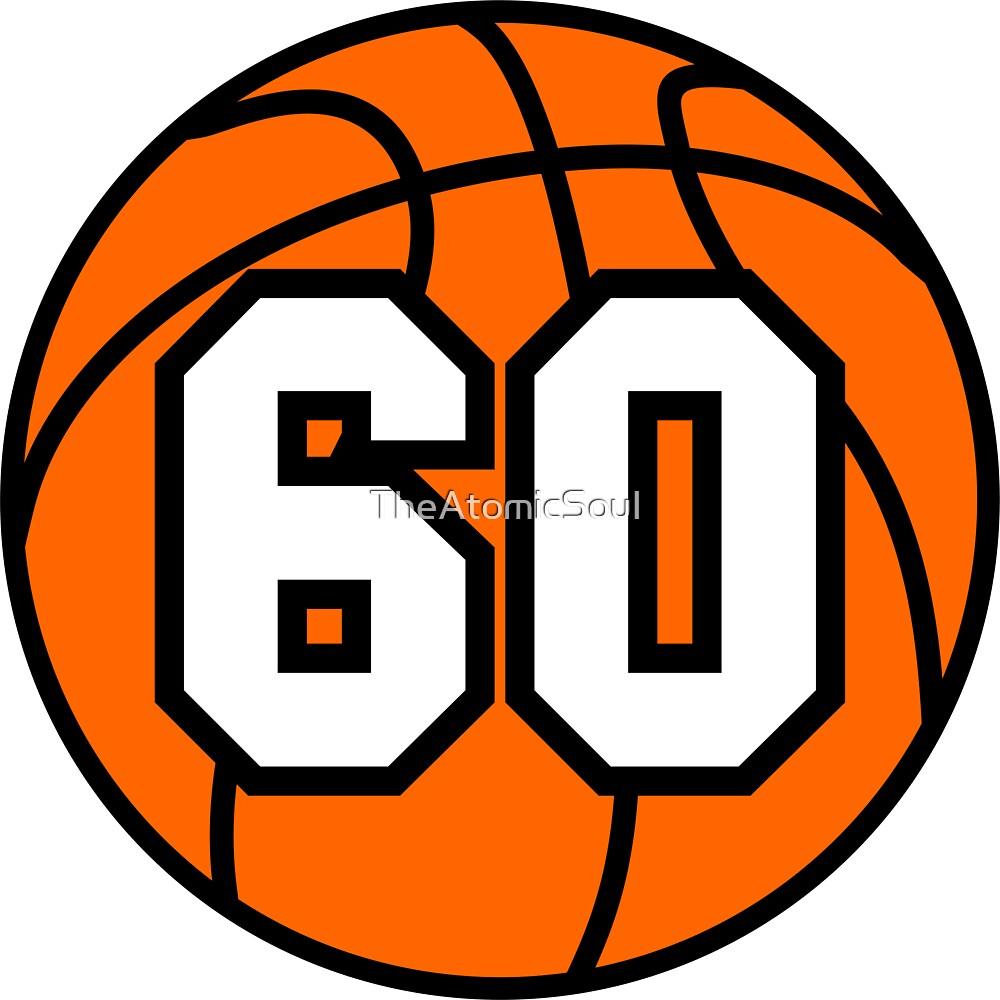Basketball 60 by TheAtomicSoul