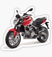 Racing motorcycle Sticker