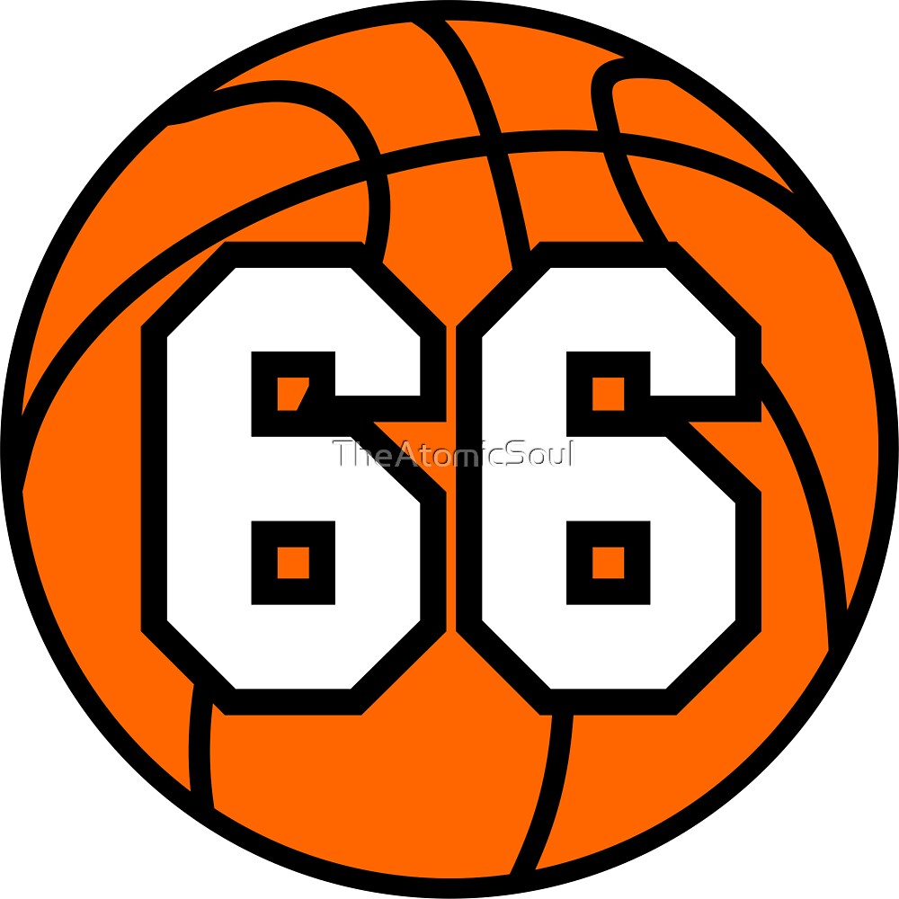 Basketball 66 by TheAtomicSoul