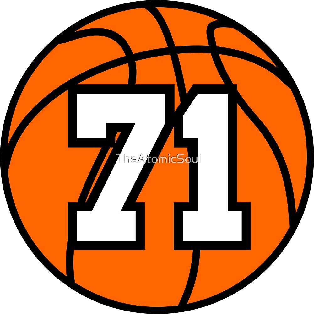 Basketball 71 by TheAtomicSoul