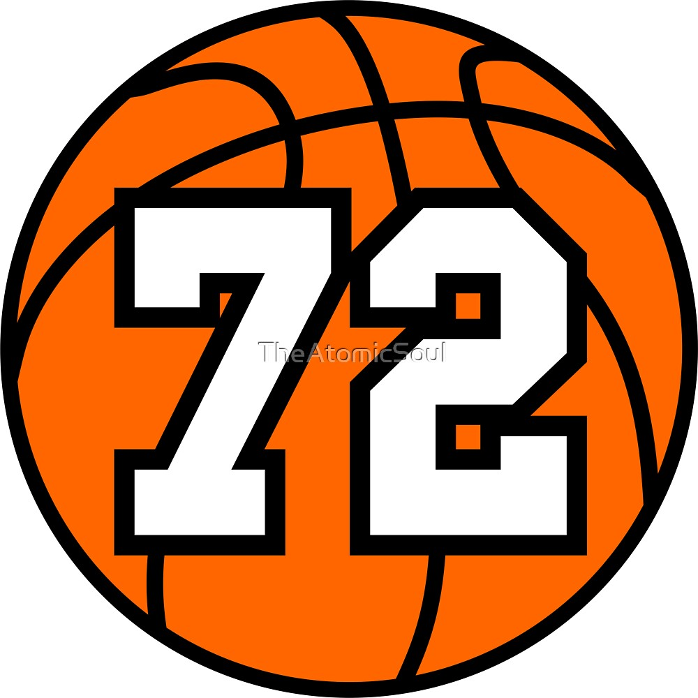 Basketball 72 by TheAtomicSoul