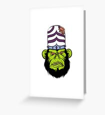 Mojo Jojo Greeting Card