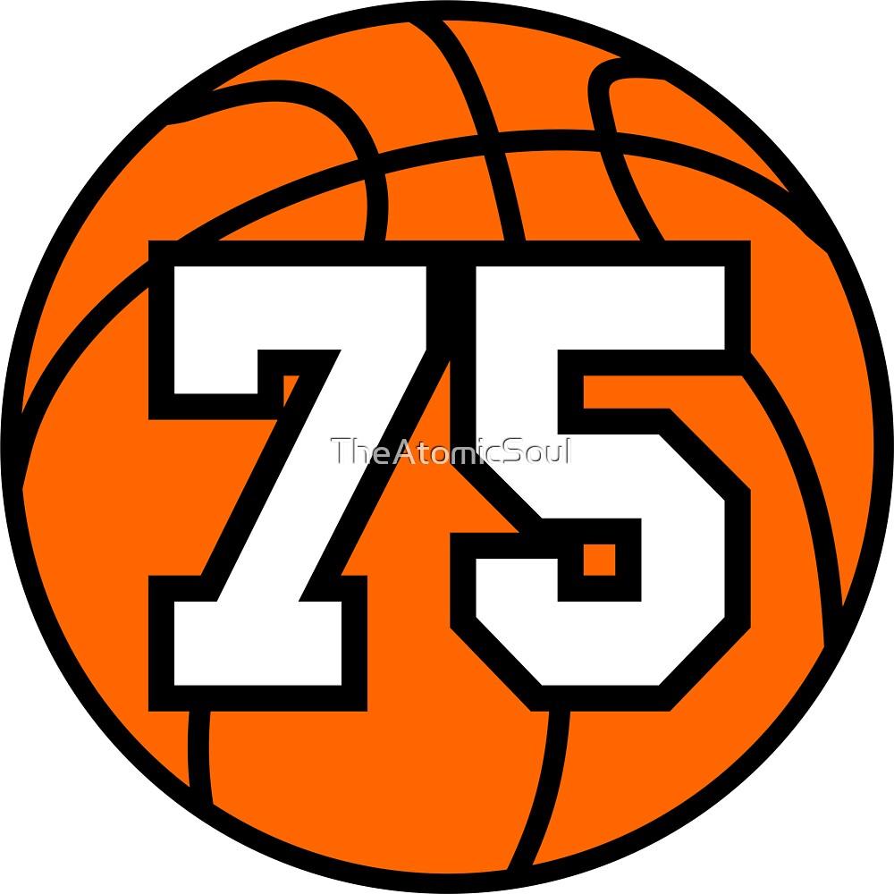 Basketball 75 by TheAtomicSoul