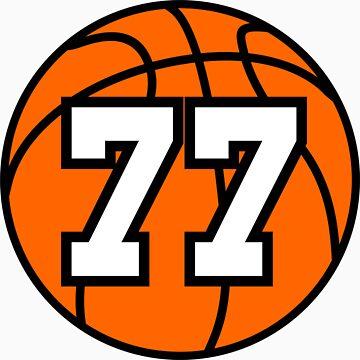 Basketball 77 by TheAtomicSoul
