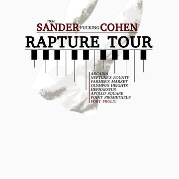 Sander Cohen's Rapture Tour by DangerousBear
