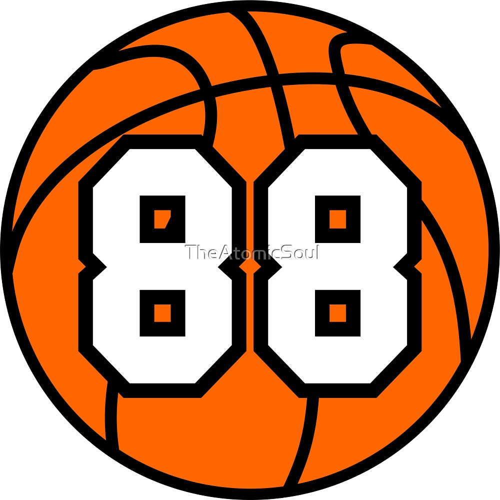 Basketball 88 by TheAtomicSoul