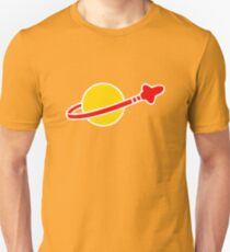 Das Lego Klassik Space Logo Slim Fit T-Shirt