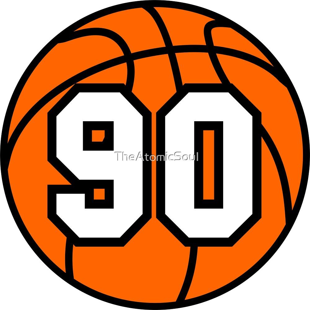 Basketball 90 by TheAtomicSoul