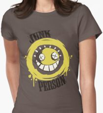 Junk People  Womens Fitted T-Shirt