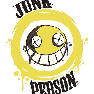 Junk People  by finalflyfar7