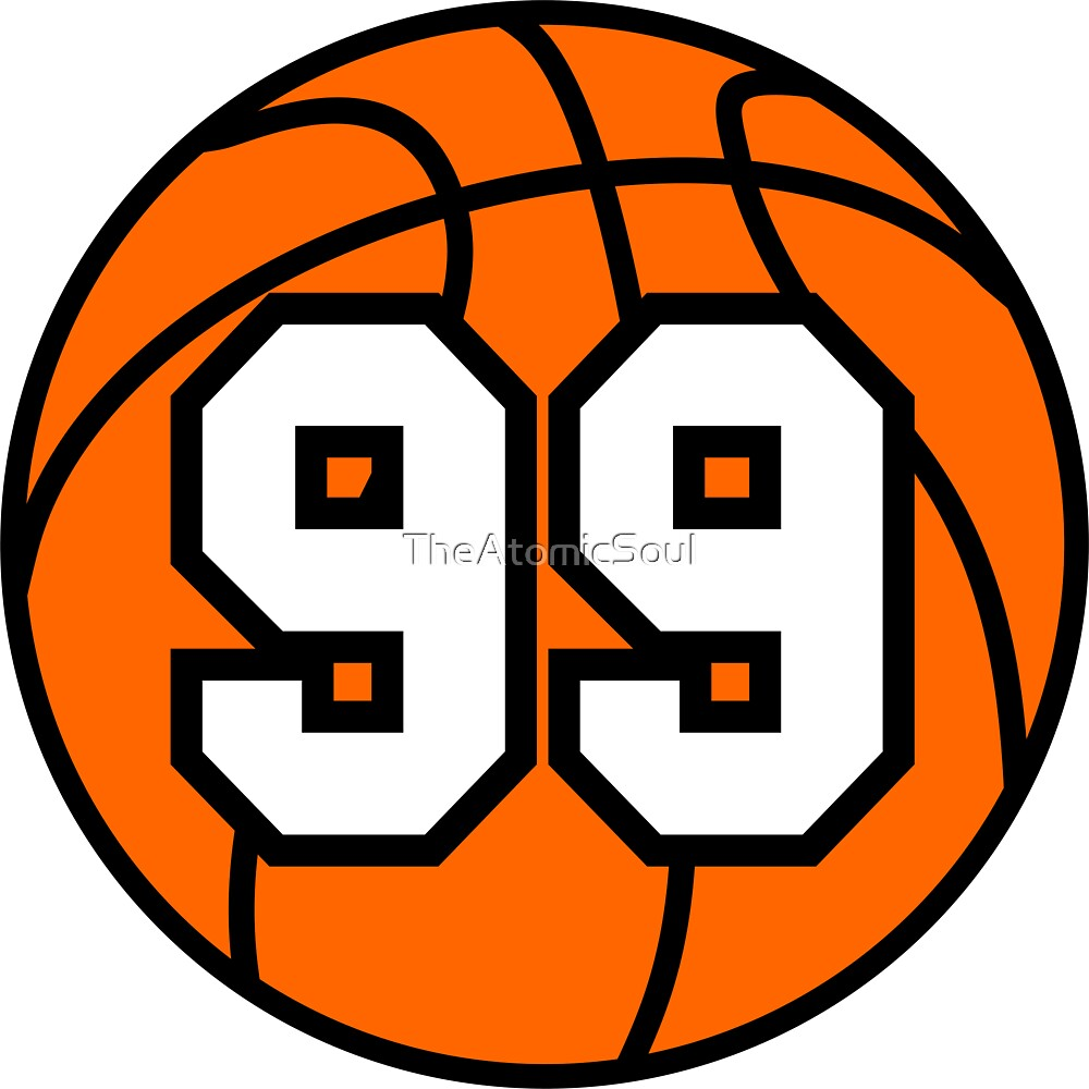 Basketball 99 by TheAtomicSoul