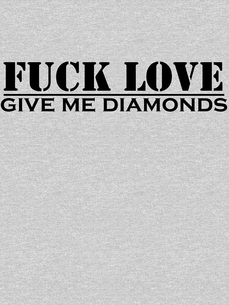 Fuck Love by katigiri