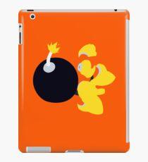Bomb Man iPad Case/Skin