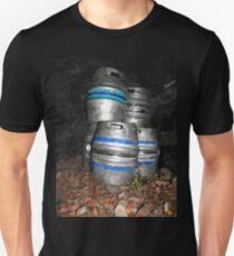 Beer Barrels Unisex T-Shirt