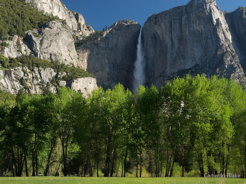Yosemite Falls - Yosemite National Park by Cameron Blake