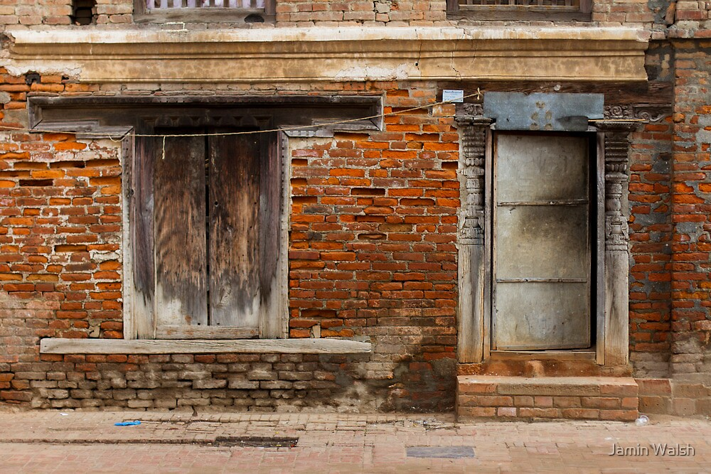 Doors by Jamin Walsh