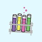 Test Tubes by scicouture