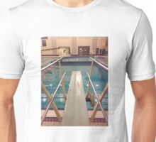diving board photo Unisex T-Shirt