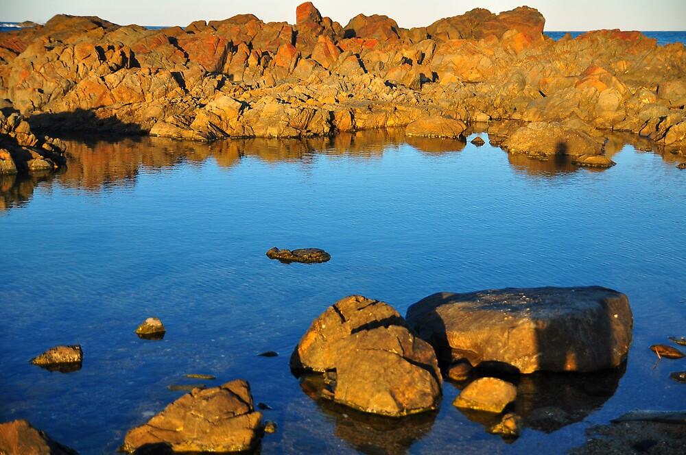 Hastings Point 1-Twilight by spiritoflife