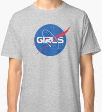 Nasa Girls Classic T-Shirt