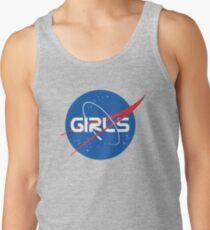 Nasa Girls Tank Top