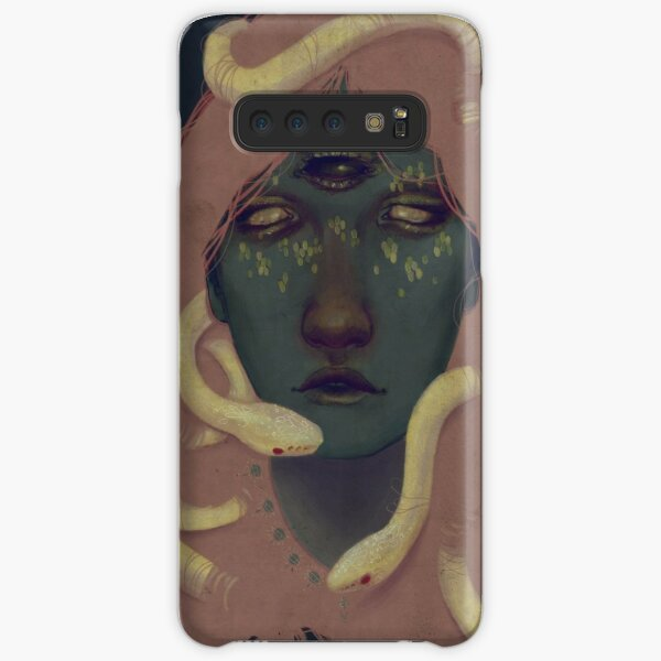 of witches and pets Samsung Galaxy Snap Case